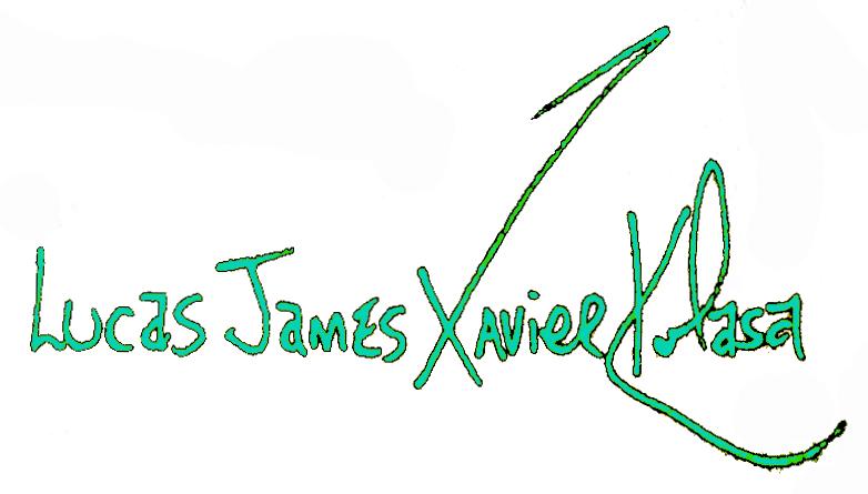 Lucas Kolasa's Signature