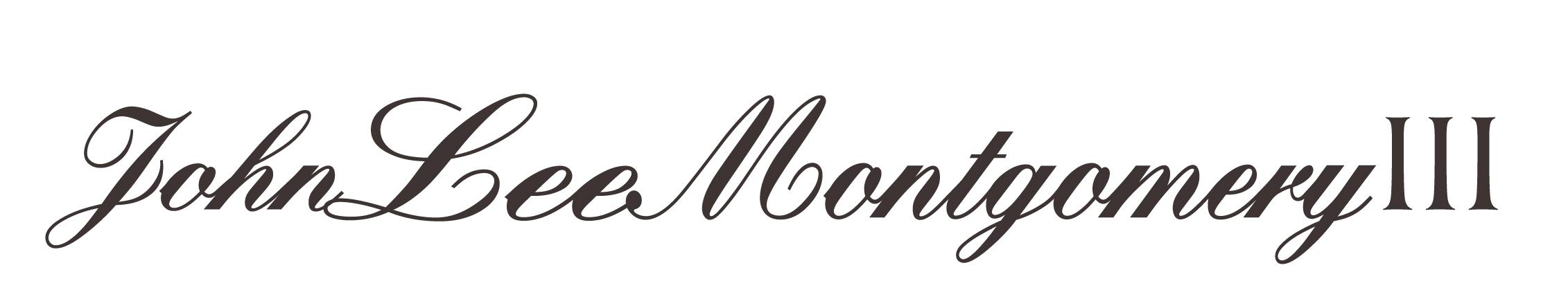John Lee Montgomery III's Signature