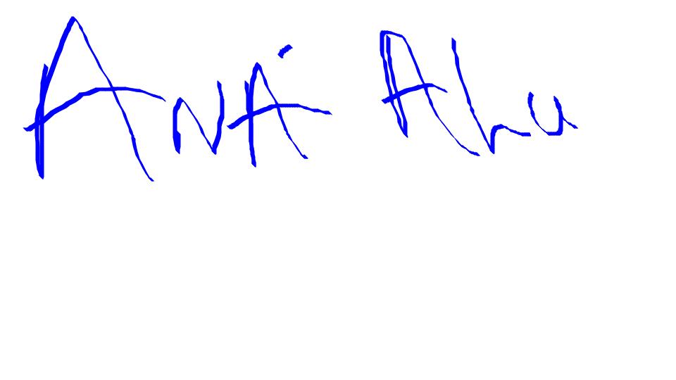 Ana`alu's Signature