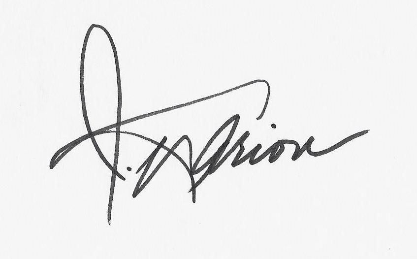 J.Darion DuBois's Signature
