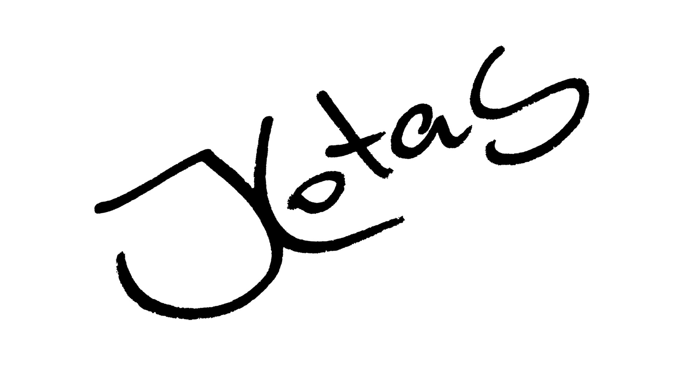 Jakub Kotas's Signature
