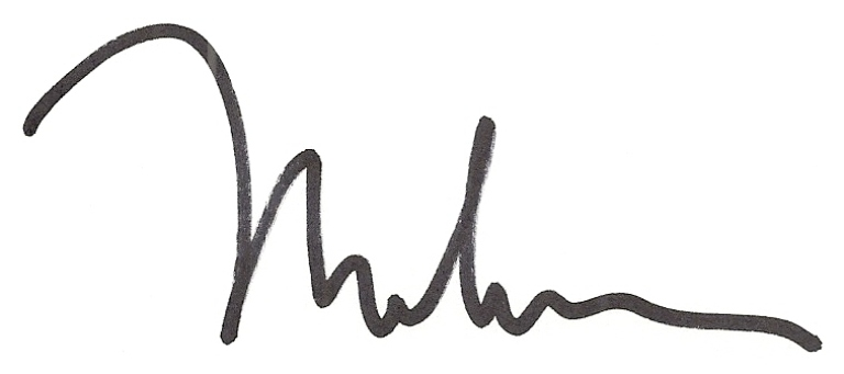 Marchesano's Signature