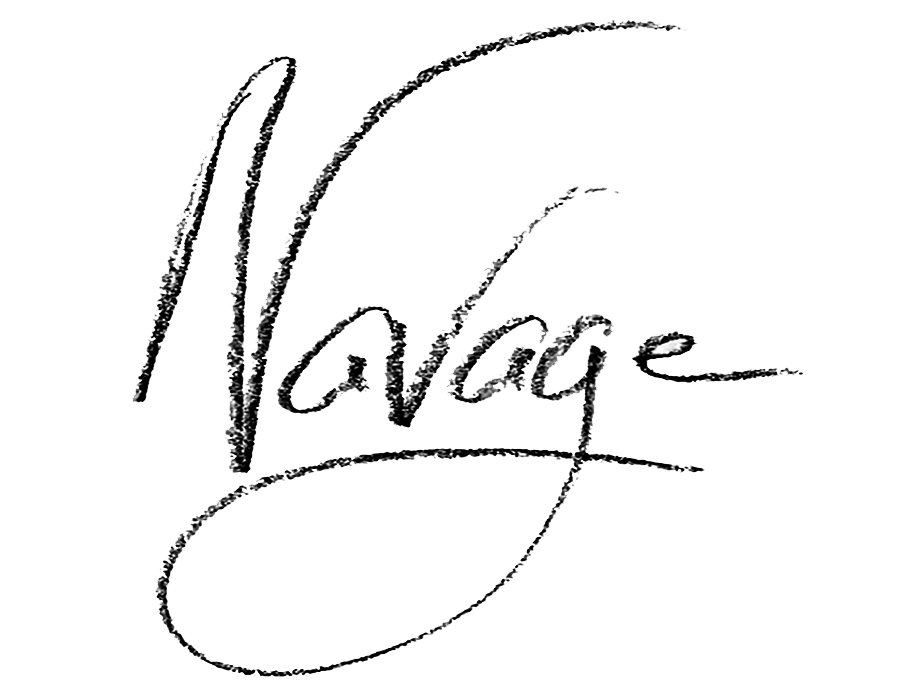 Sj Navage's Signature