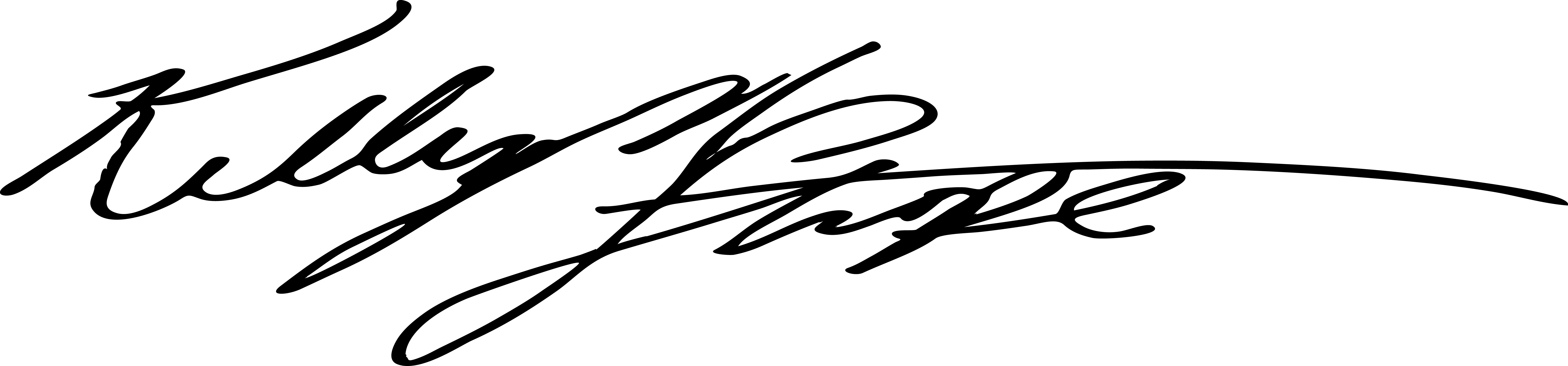 Kelly Strope's Signature