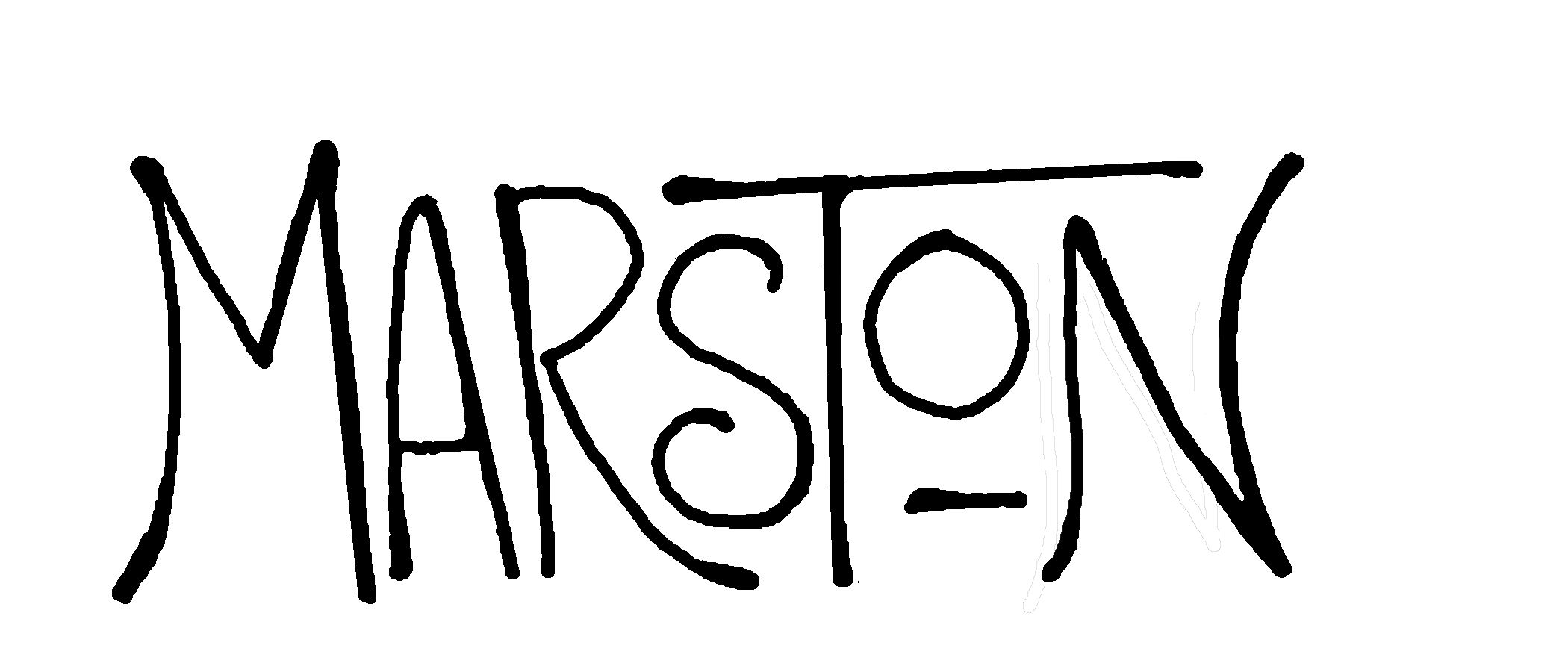 Sharon Marston's Signature