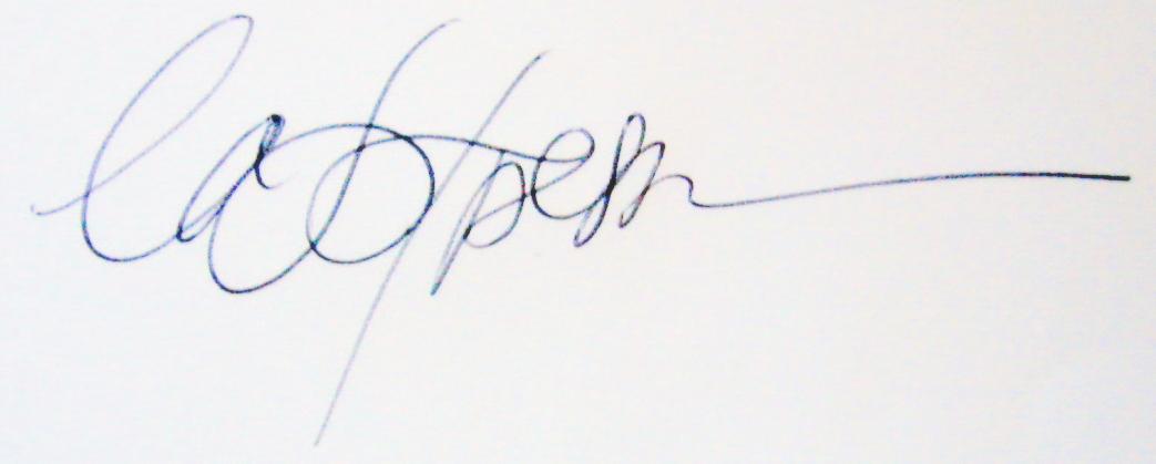 Laurie Fox Pessemier's Signature