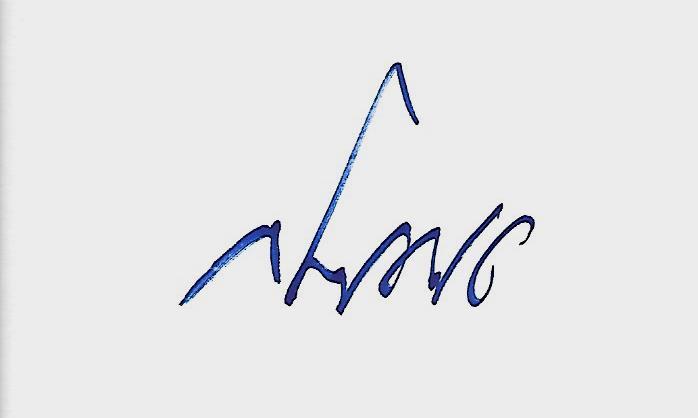 avraham eilat's Signature