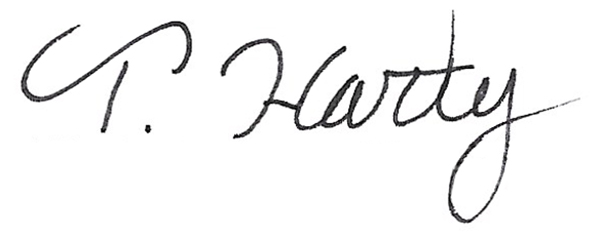 Tameka Harty's Signature