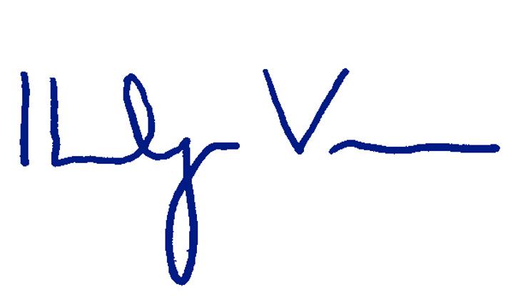 Ibolya Vass's Signature