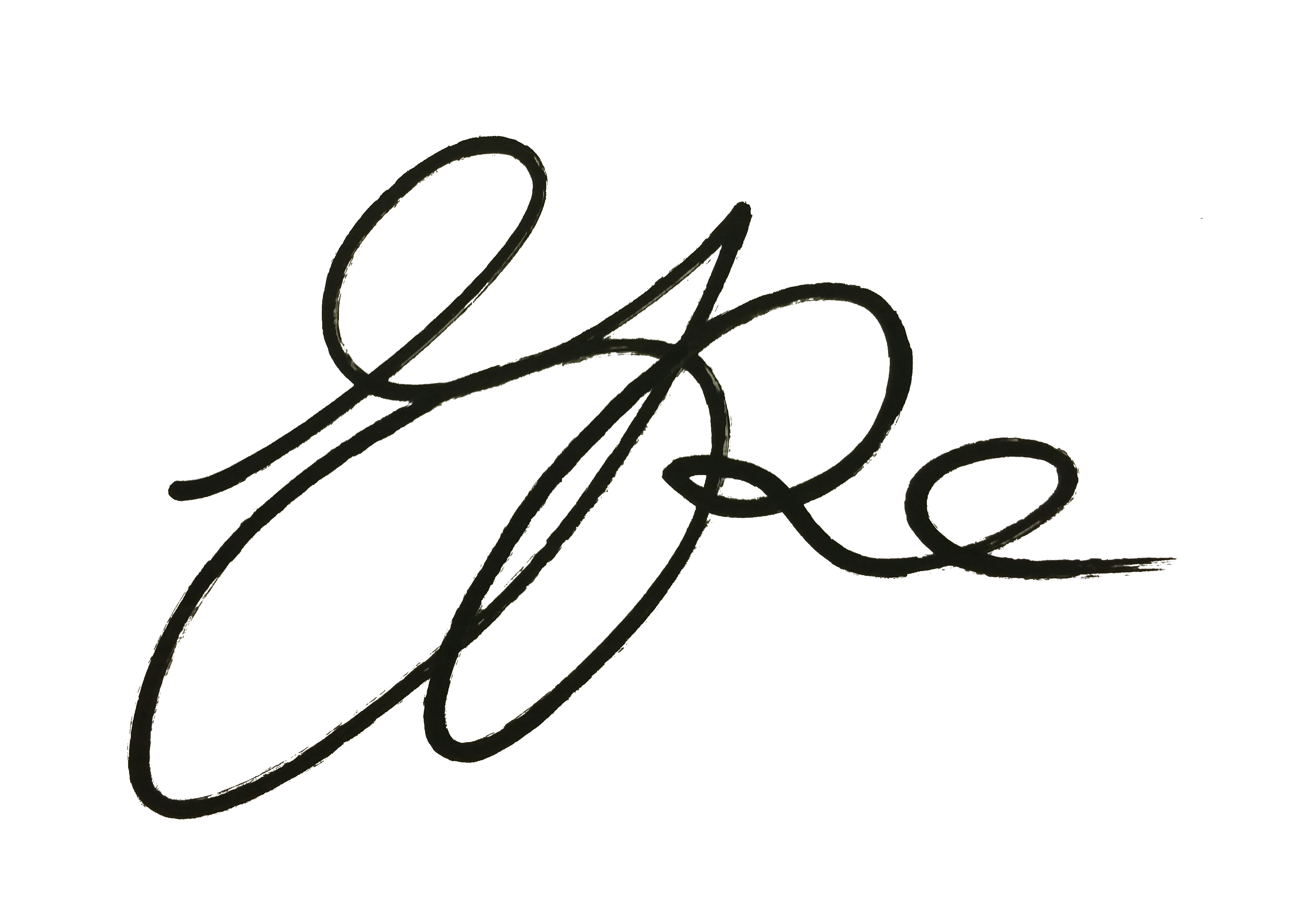 Matthew Jupe's Signature