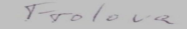 Ludmila Frolova's Signature