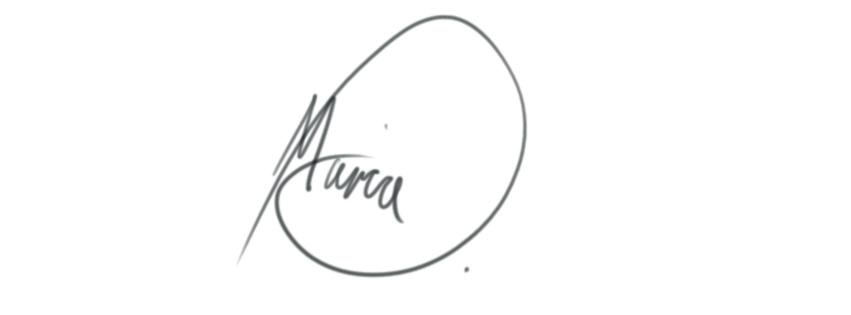 Maria pascal's Signature