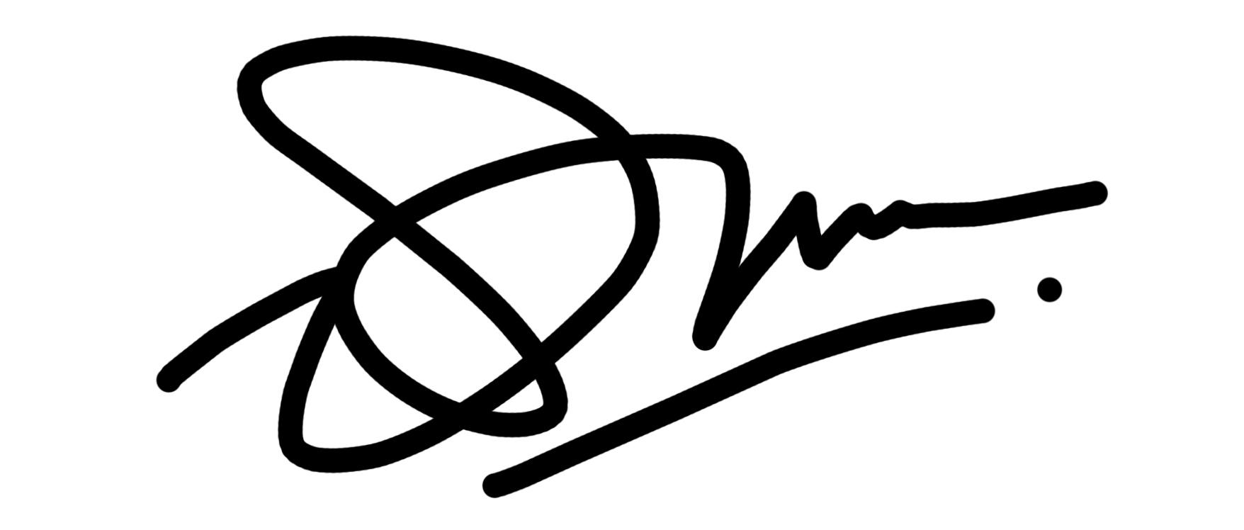 danu yudhistiro's Signature