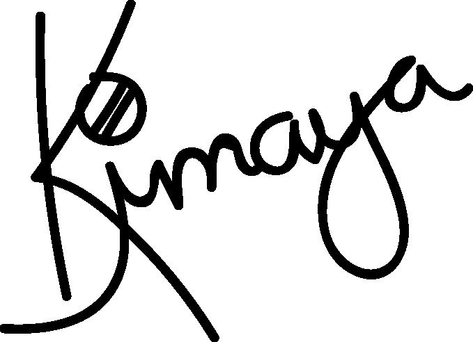 Kimaya firodia's Signature