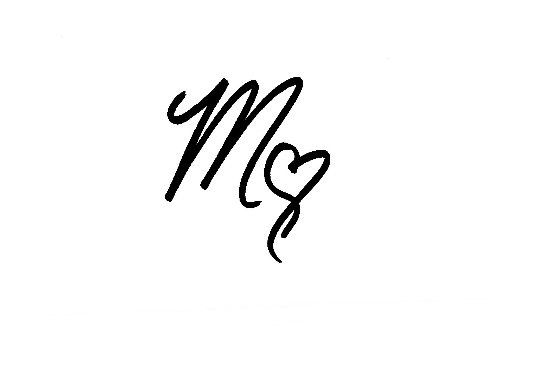 Mri Scott ElBey's Signature