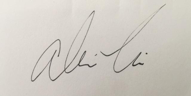 Allison Nill's Signature