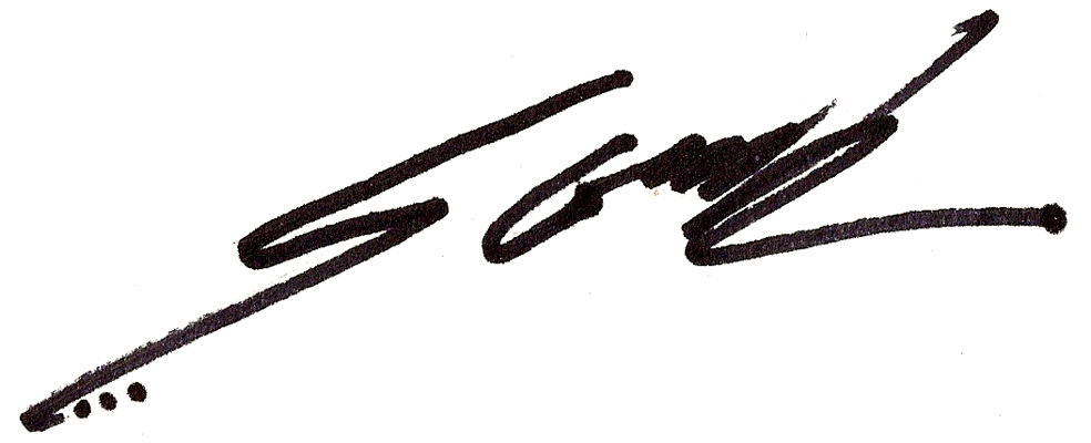 steve greek's Signature