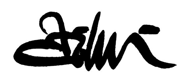 Jose Luis Vallribera Gonzalez's Signature