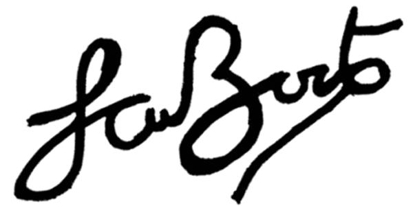 Sarfo Boateng's Signature