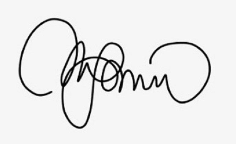 shaiful maroni's Signature