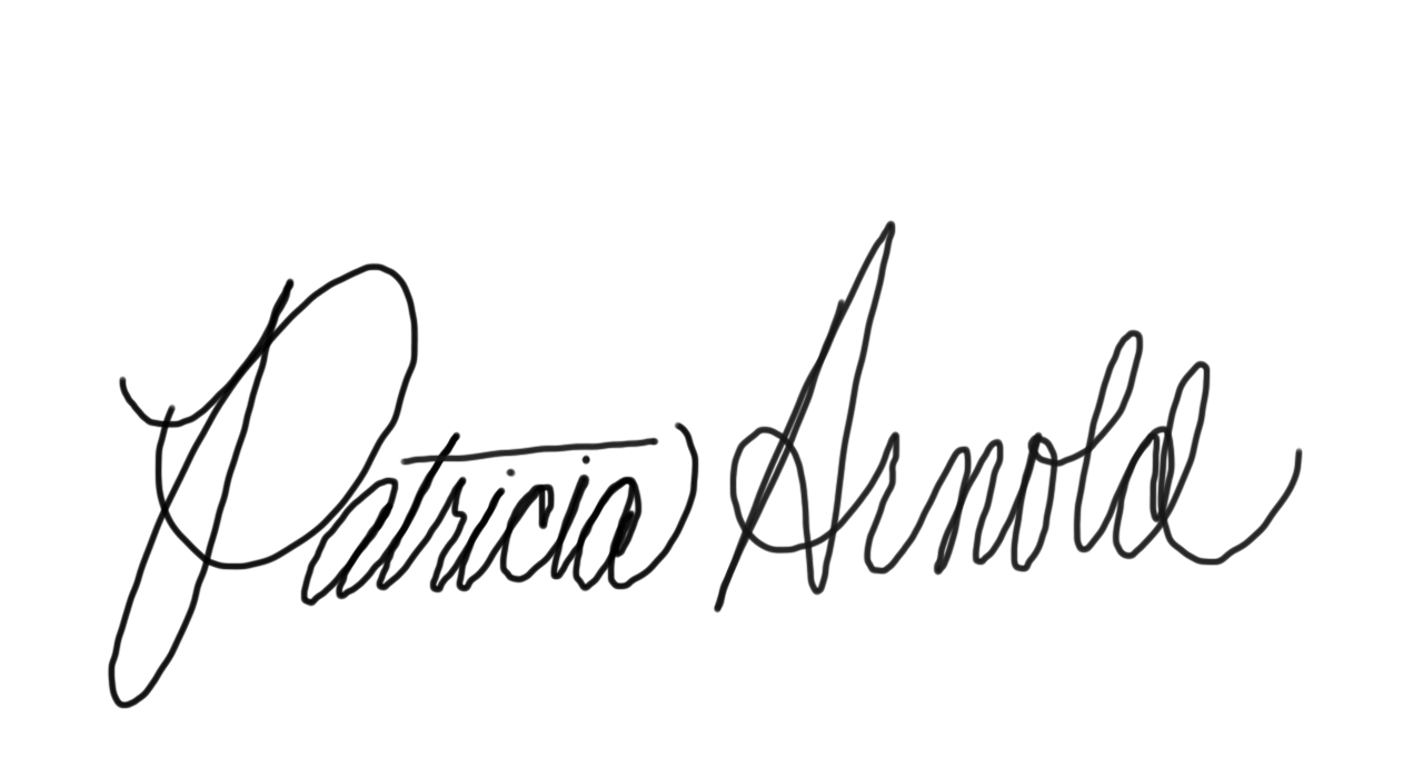 Patti Arnold's Signature