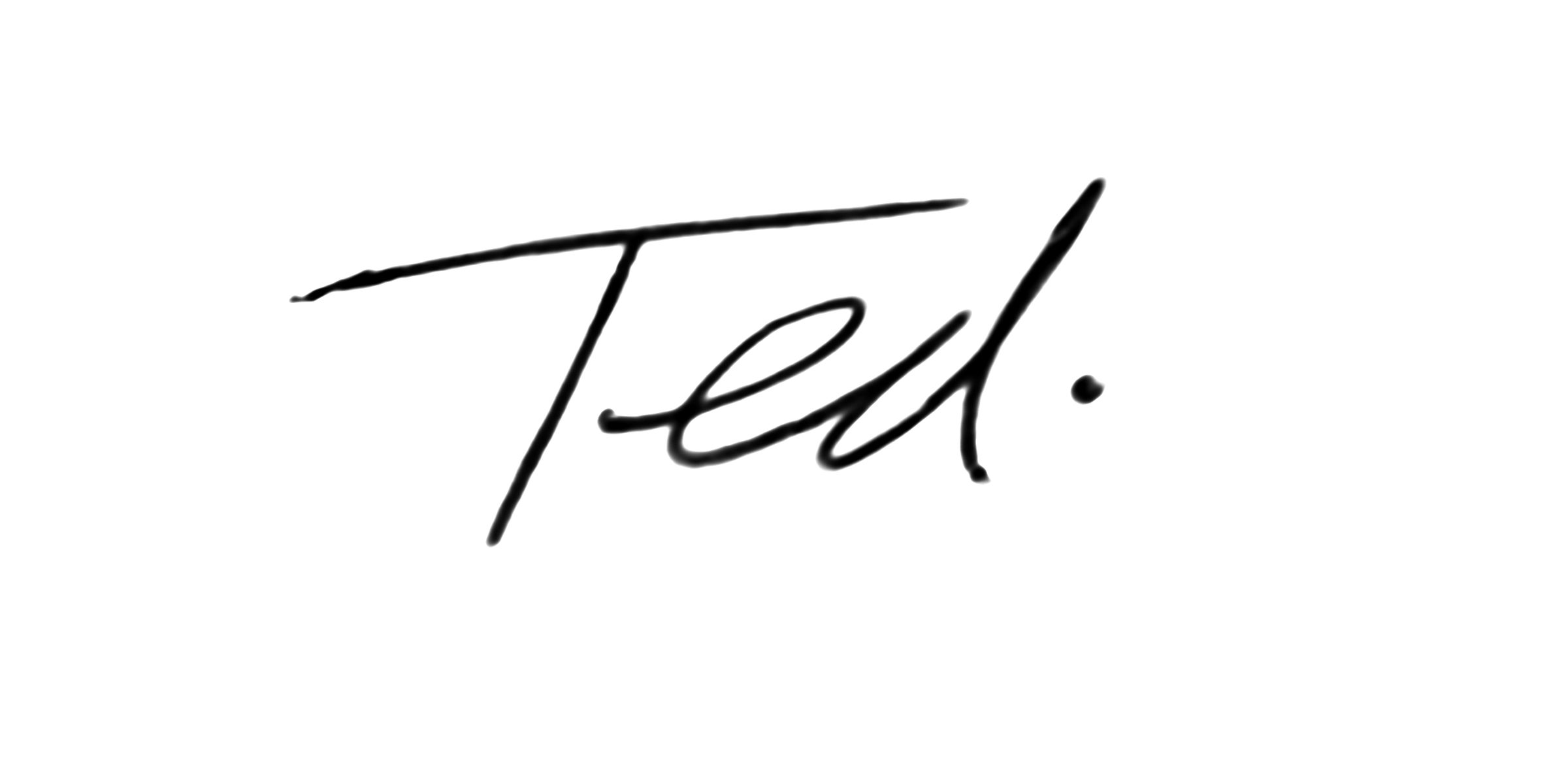 edward Larson's Signature