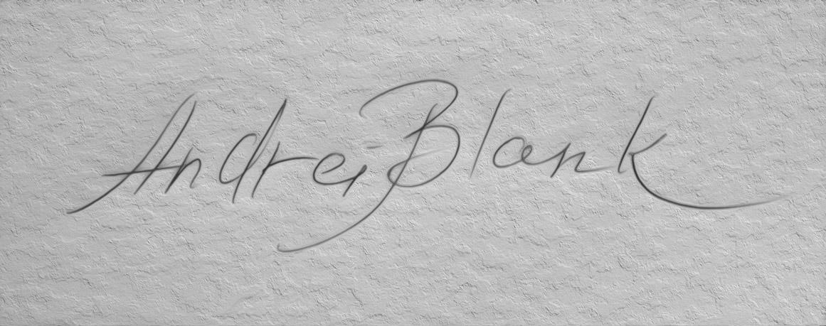 Andrei Blank's Signature
