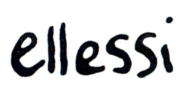 Elles Middeljans's Signature