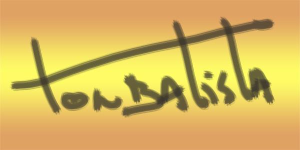 Ton batista's Signature