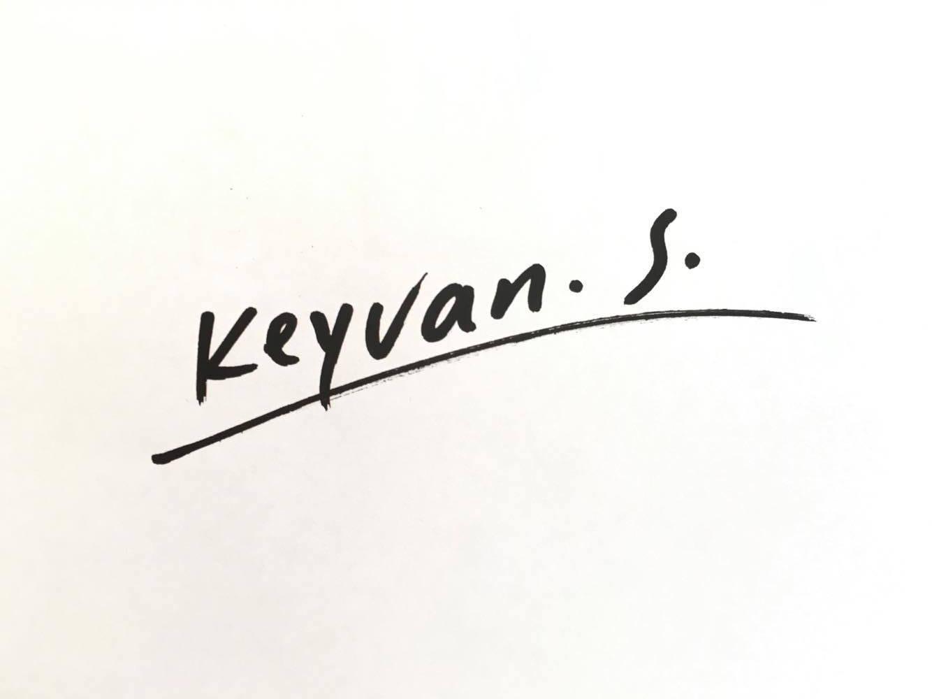 Keyvan S.'s Signature