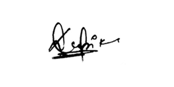 Deepika Suman's Signature