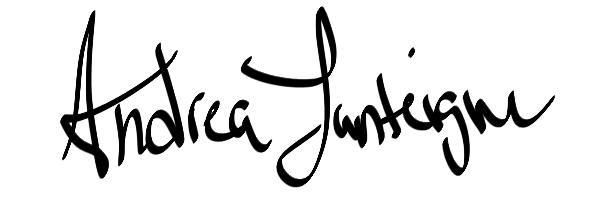 Andrea Lanteigne's Signature