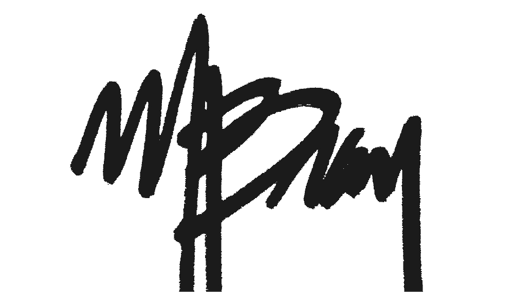Mark Bray's Signature