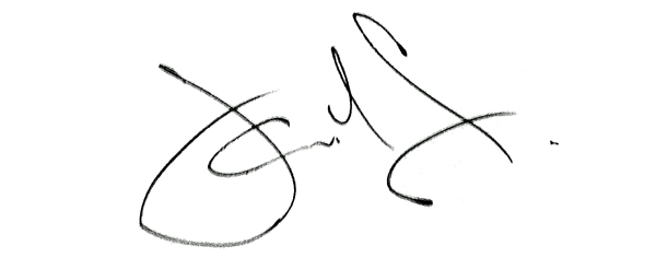James Foster's Signature