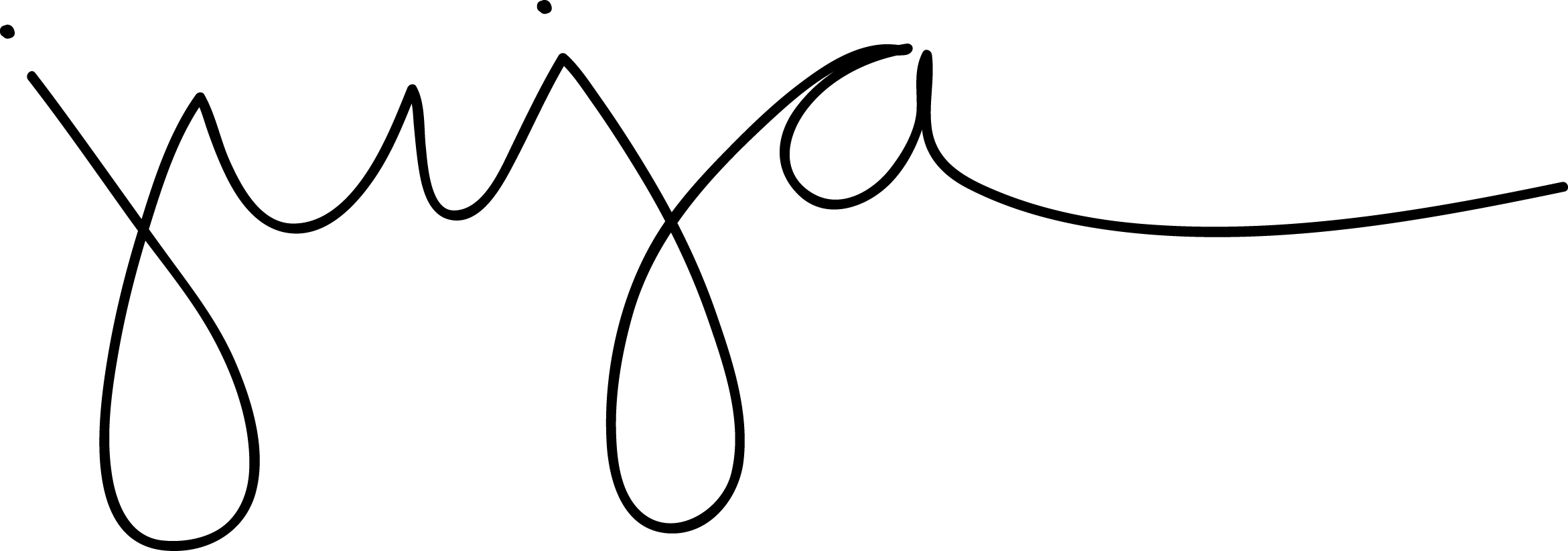 Julé CARRUTH's Signature