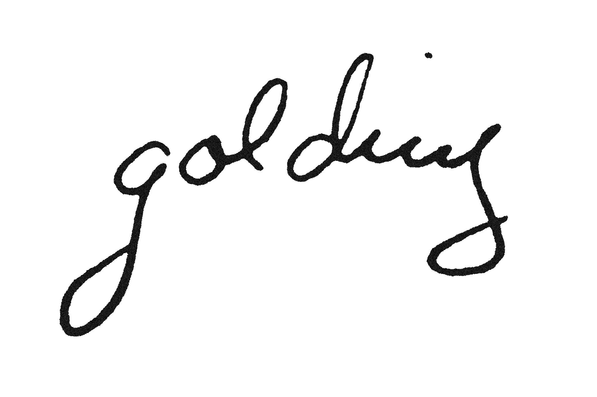 Gol Ding's Signature
