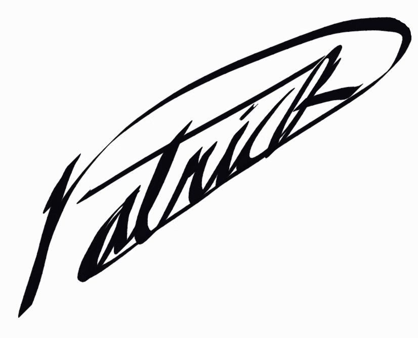 Patrick Nguyen's Signature