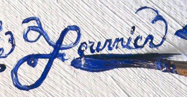 Julie Fournier's Signature