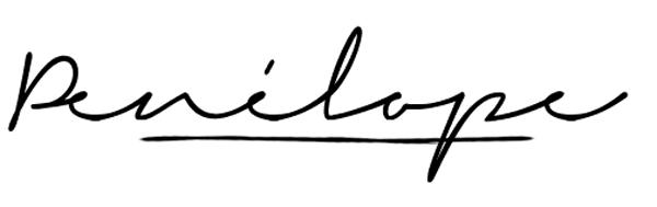Penelope Dianda's Signature
