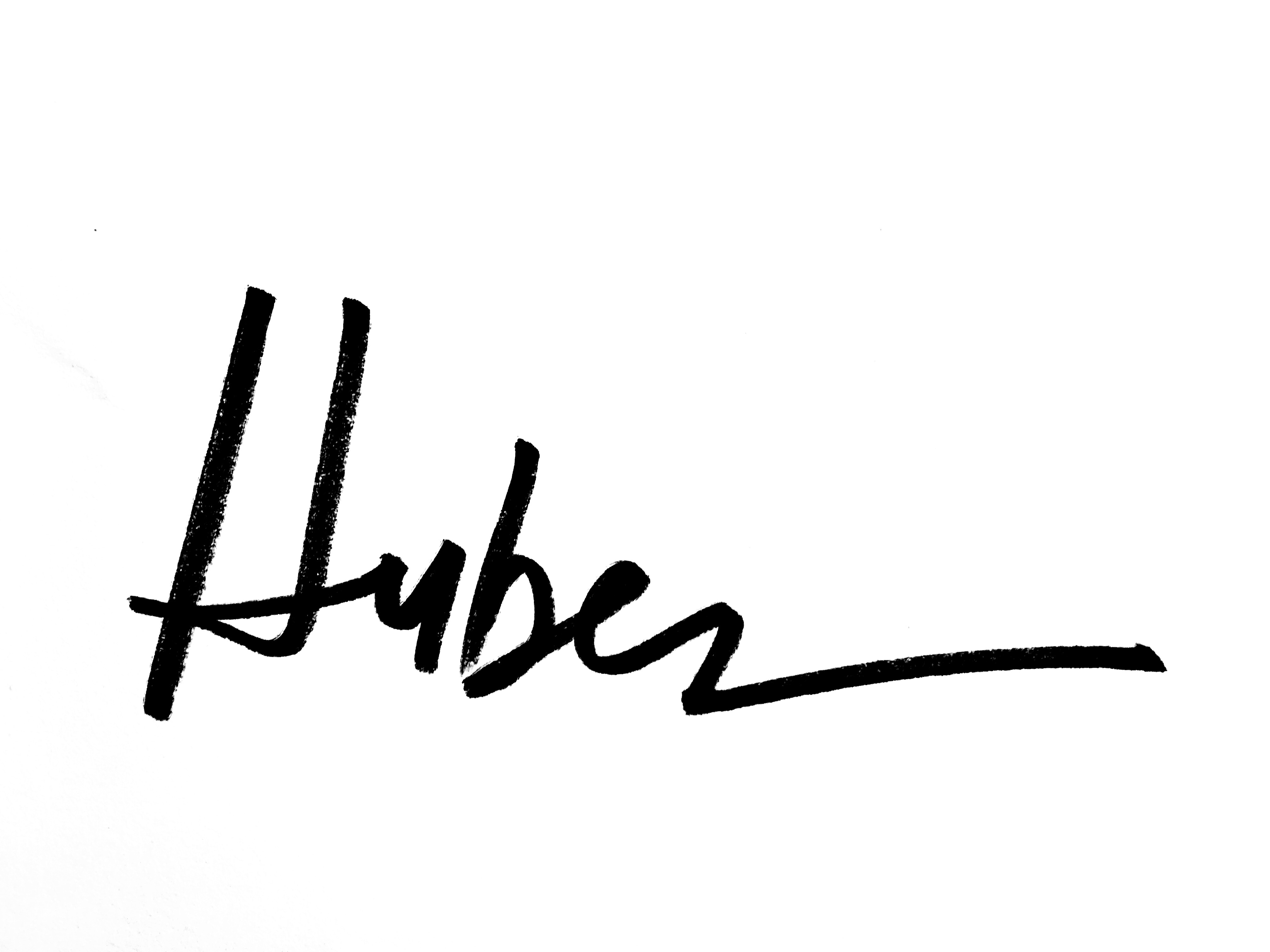 C. Anthony Huber's Signature