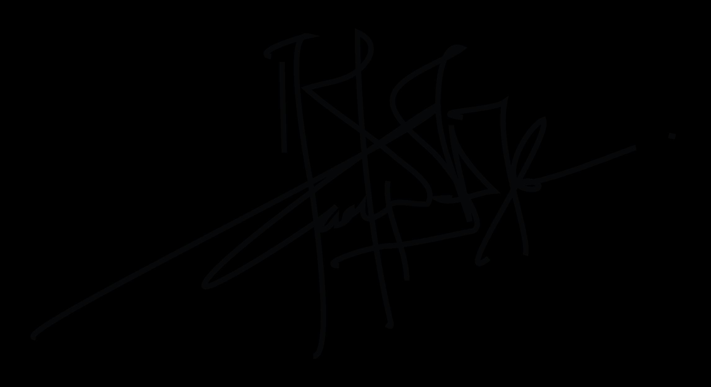 zhao tu's Signature