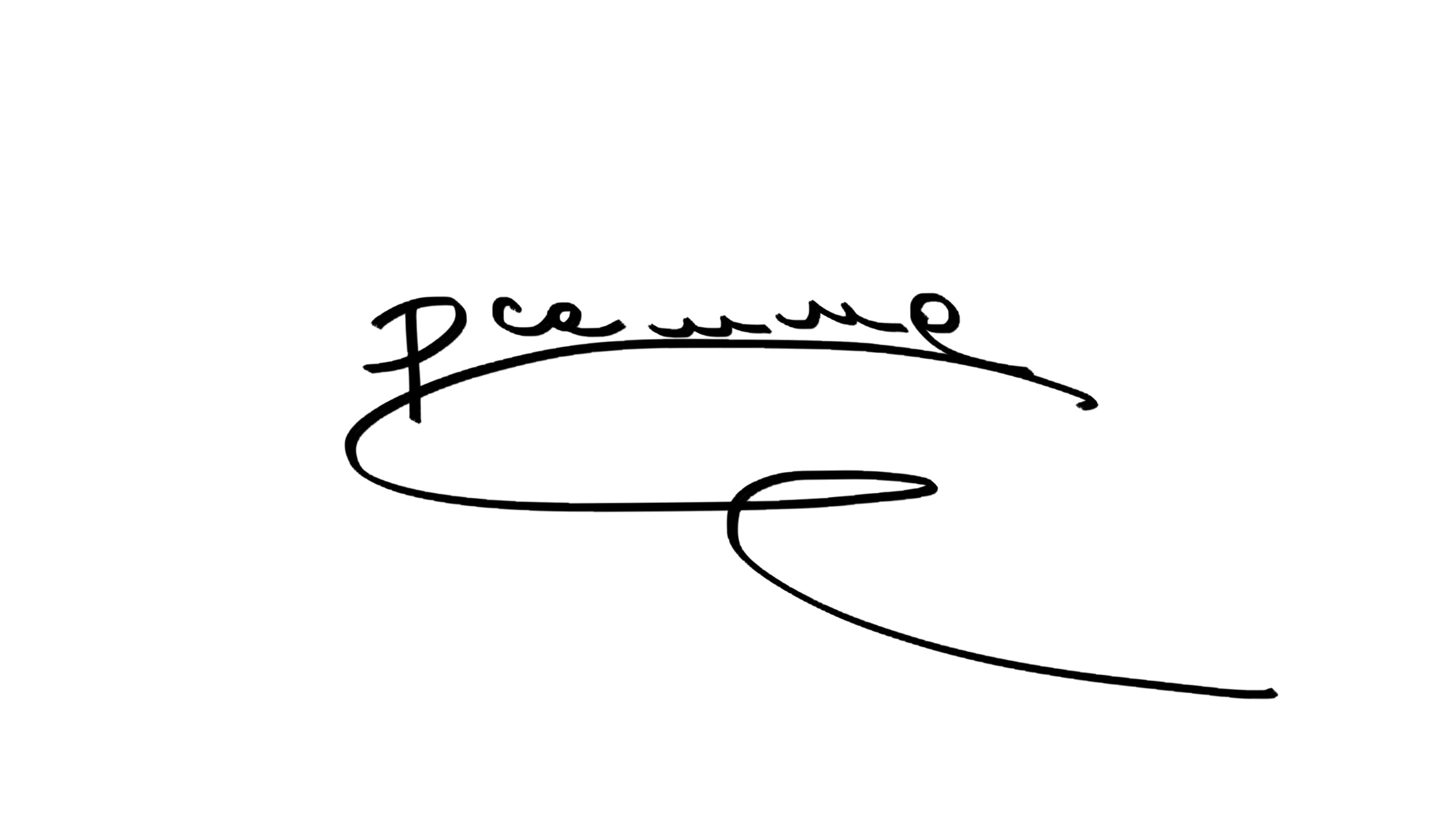 Paola Cammarata's Signature