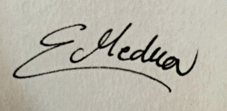 Medeea Luana Enciu's Signature