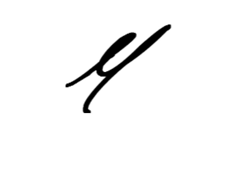 Michelle Heck's Signature