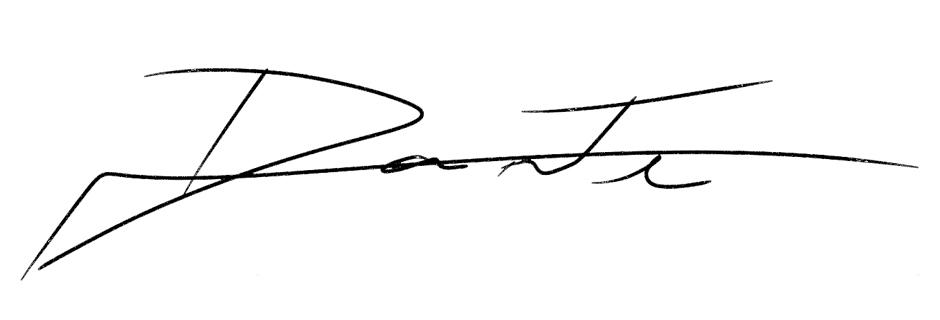 Dante Nideck's Signature
