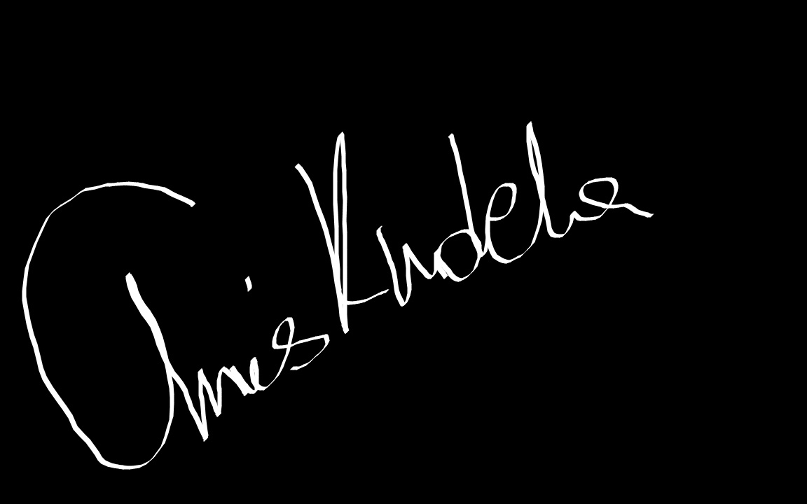 Chris Kudela's Signature