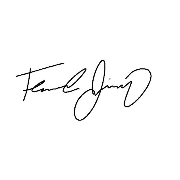 FERNANDO Jimenez's Signature