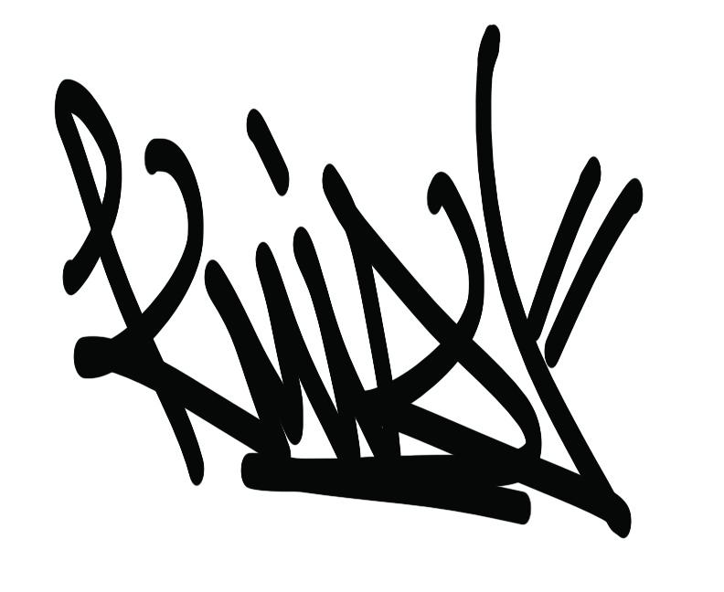 Kris Liwanag's Signature