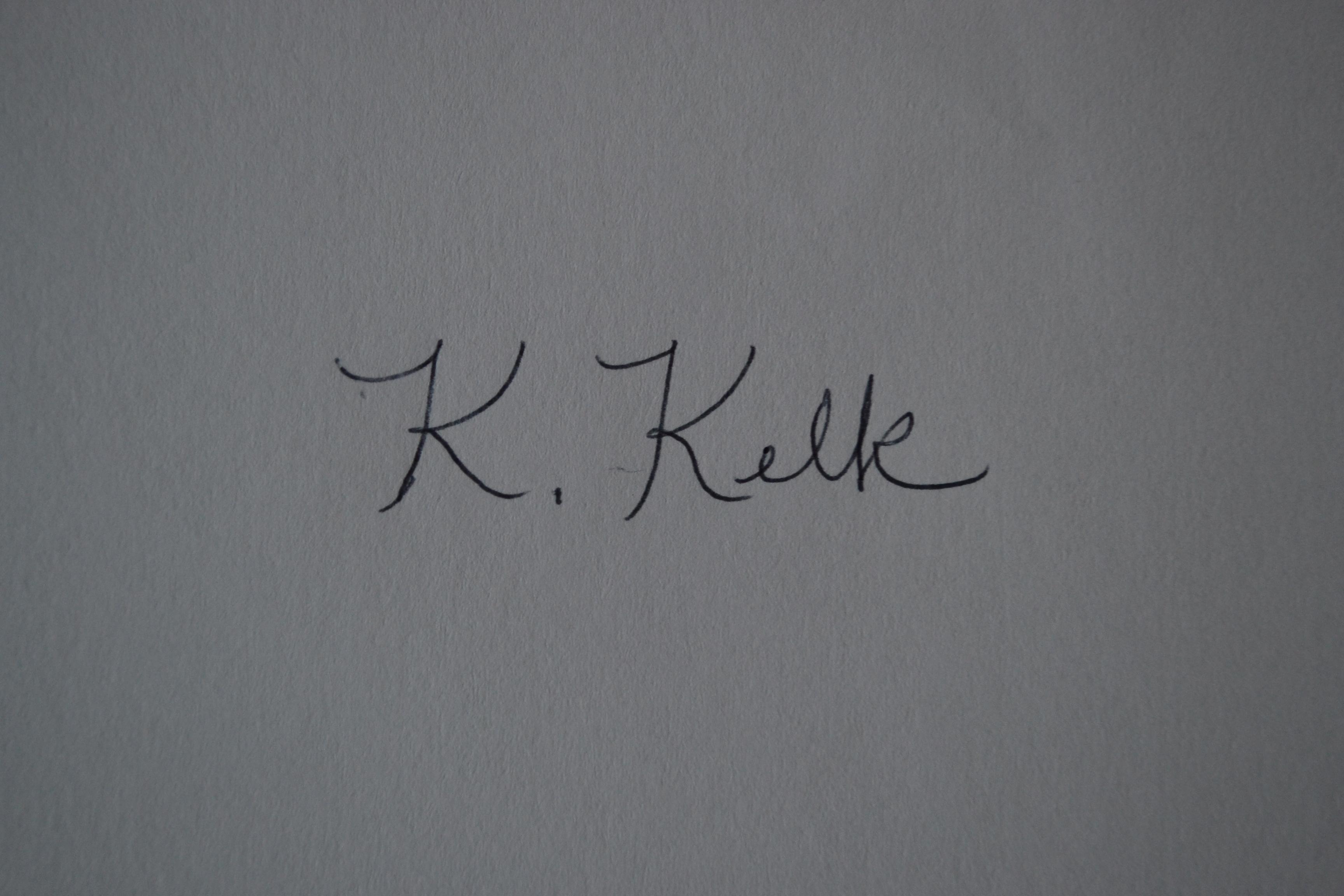 Katherine Kelk's Signature