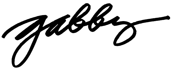 gabrielle richardson's Signature